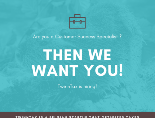 TwinnTax is hiring a Customer Success Officer (NL)
